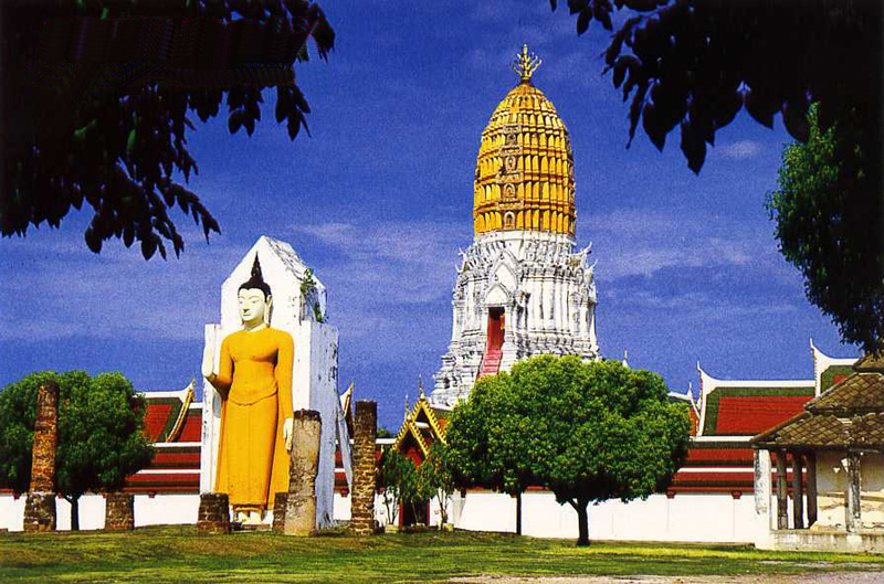 Wat Phra Si Rattana Mahathat Phitsanulok Thailand  Temples In Thailand Pictures